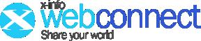 X-Info WebConnect logo australia