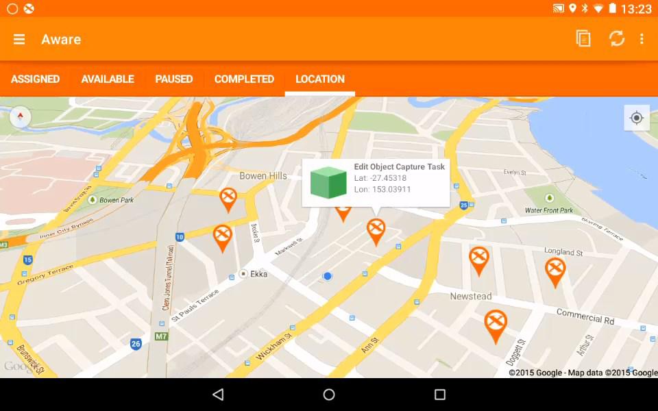 Australian field service software X-Info